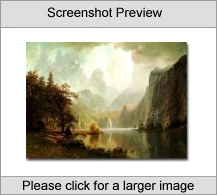 Art of the Hudson River School program